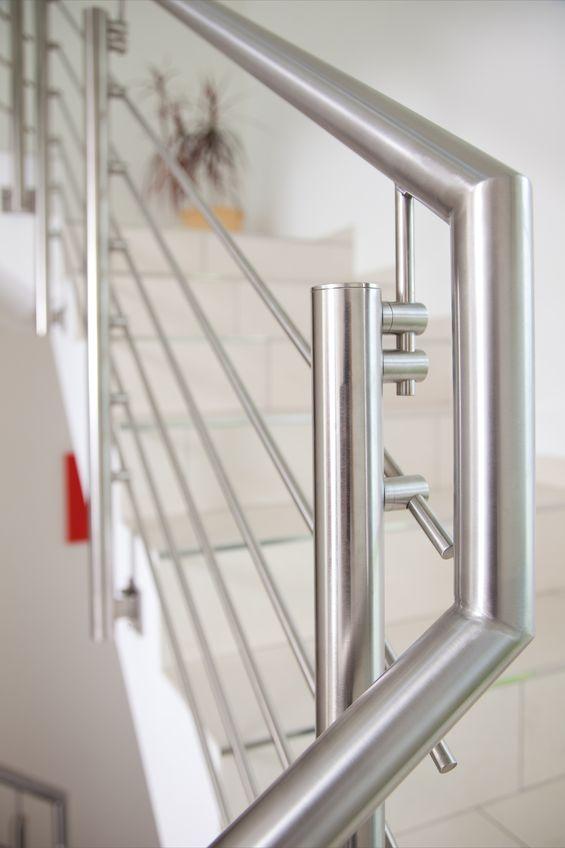 21302030 - closeup of metal railing